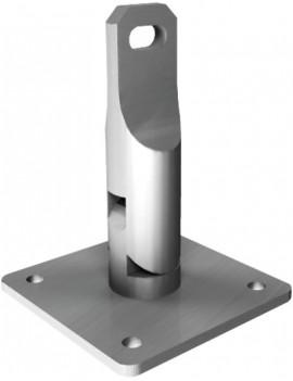 Palo di estremità per lamiera metallica PE MR
