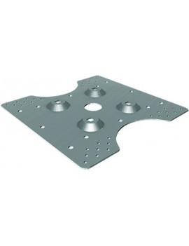 Piastra per lamiera metallica PGC C / PG C