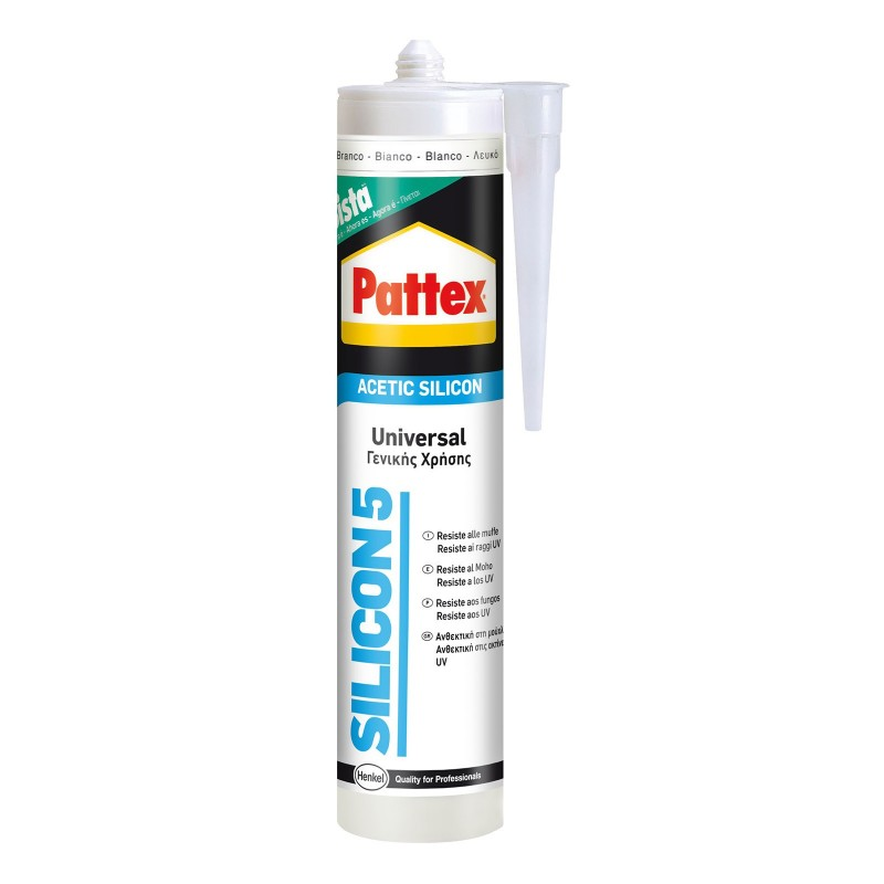 PATTEX SILICON 5 280ml