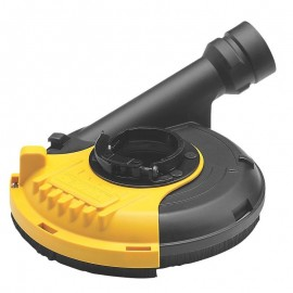 Cuffia di aspirazione per levigatura superfici - 115/125mm