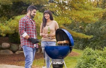 Barbecue a gas o carbone? Entrambi, ma sempre Weber!